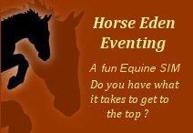 Horse Eden Jumpingad